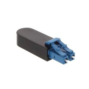 LC SM MM Fiber Optic Loopback