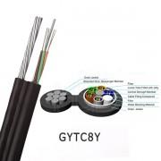 Figure 8 Aerial Fiber Optic Cable GYTC8Y