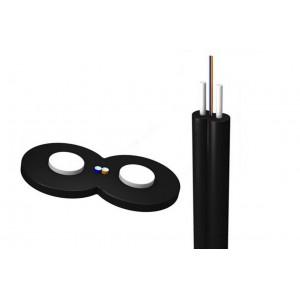 FTTH Cable LSZH SM G657A Black