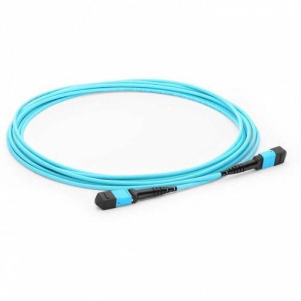 MPO Patch Cord 12 Fiber MPO Trunk Cable