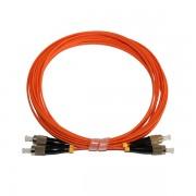 FC FC MultiMode Duplex OM1 62.5/125 Fiber Optic Patch Cord
