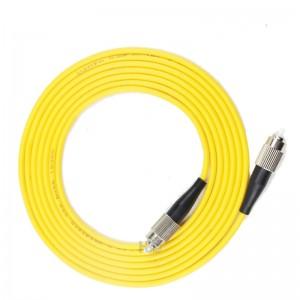 FC/UPC-FC/UPC SingleMode Simplex  9/125 Fiber Optic Patch Cable