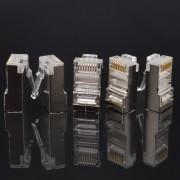 CAT5E RJ45 Connector Internal Shielded 8P8C 100 pcs/pack