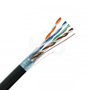 Outdoor Cat5E UTP UV Rated Direct Burial 305M