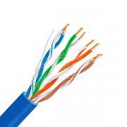 CAT5E UTP Bulk Ethernet Cable 24AWG PVC 305m Pull Box