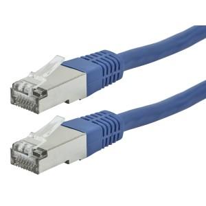 CAT6A S/FTP Ethernet Patch Cables