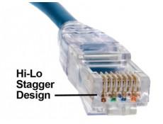 Cat5e and Cat6 Modular Plugs